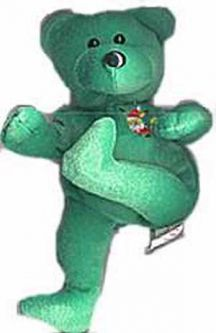 Poke\'mon Plush Bears: happydayscollectibles.com